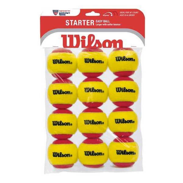 Balles tennis Wilson Starter