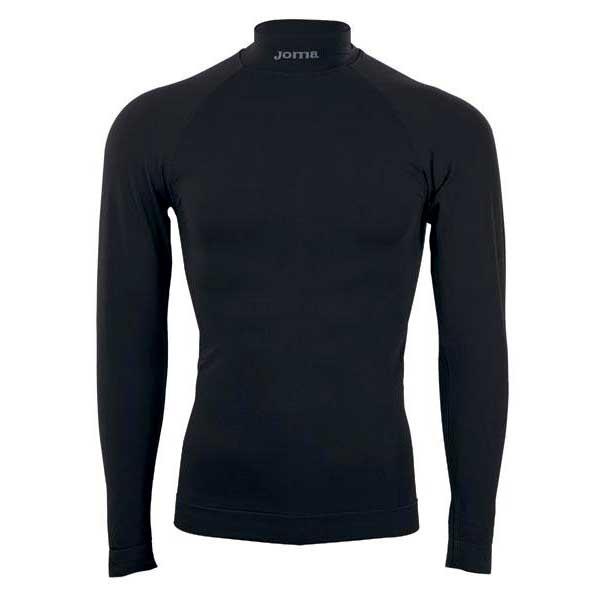 Vêtements intérieurs Joma Brama Classic Turtleneck S-M Black