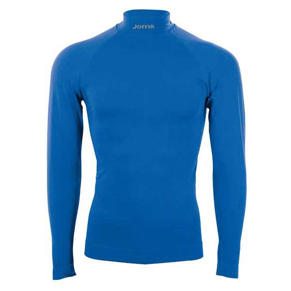 Joma Brama Classic With Neck L/s 8-10 Années Royal