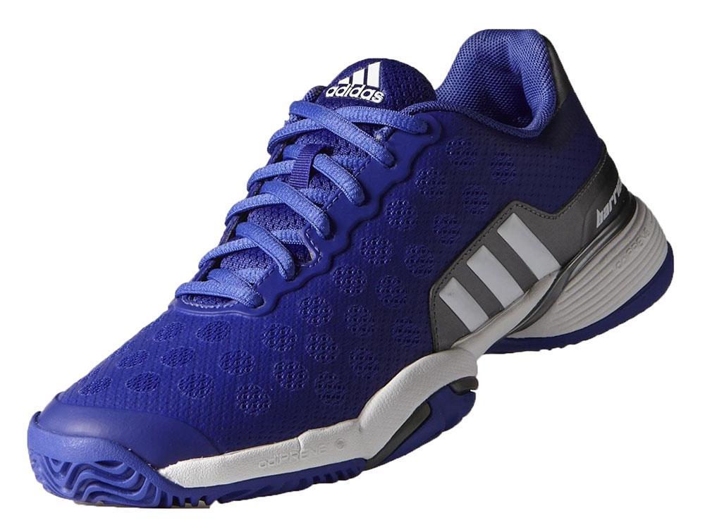 adidas junior barricade 7 tennis shoes
