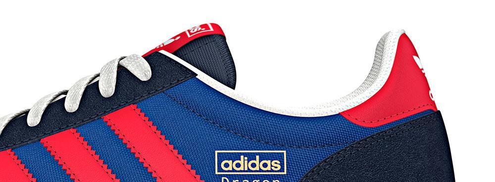 adidas originals Dragon Collegiate