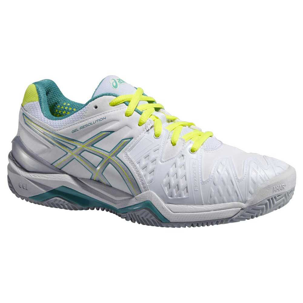 the best attitude 4c21e d2cde Asics Gel Resolution 6 Clay