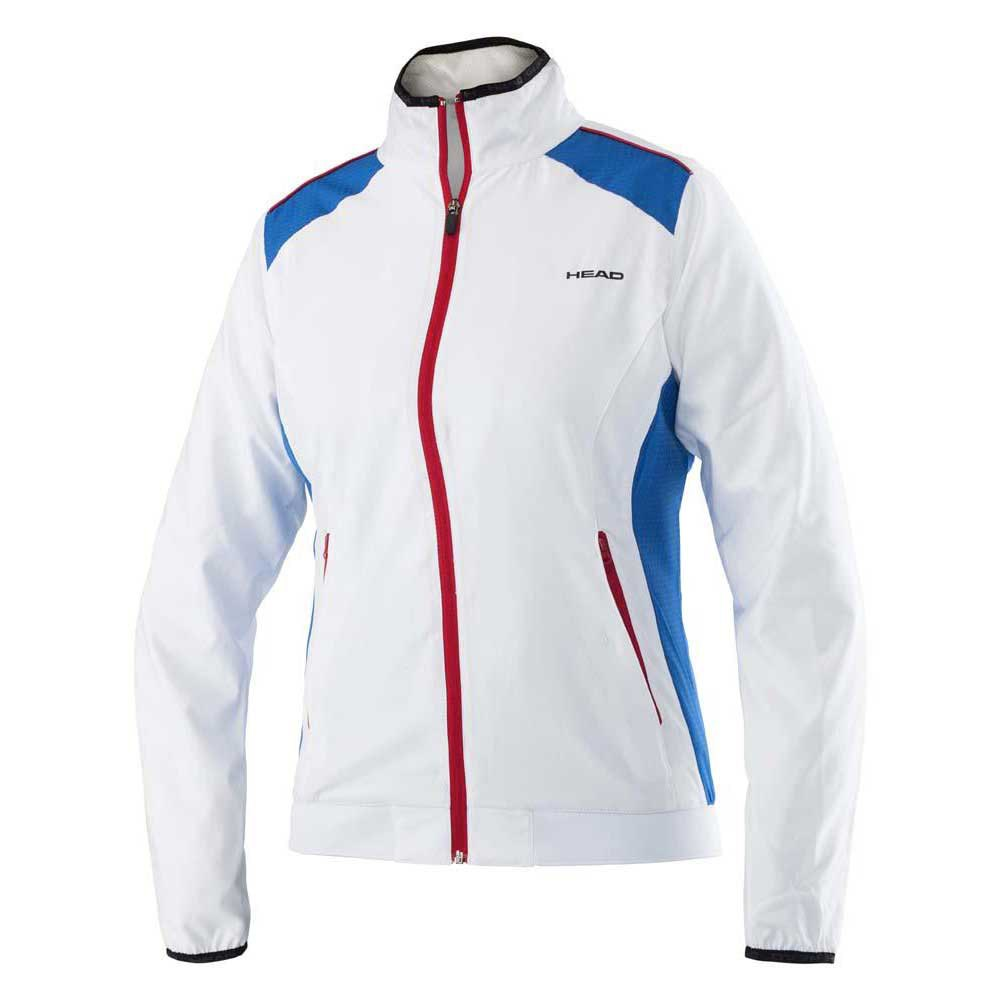 chaqueta padel head jacket club