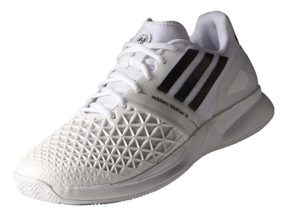 info for 0c41e 5d477 adidas Adizero Feather II I Rg Clay buy and offers on Smashi