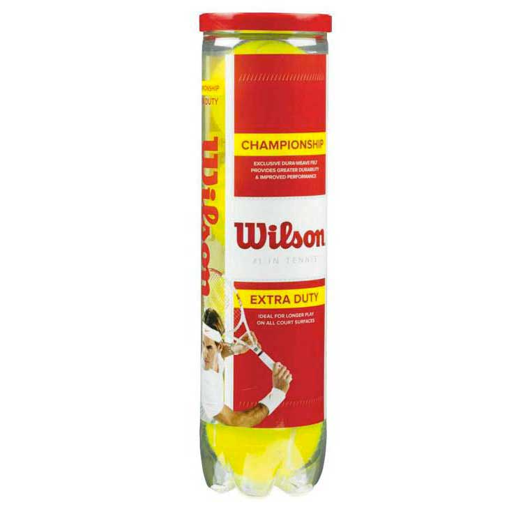 Balles tennis Wilson Championship Extra Duty
