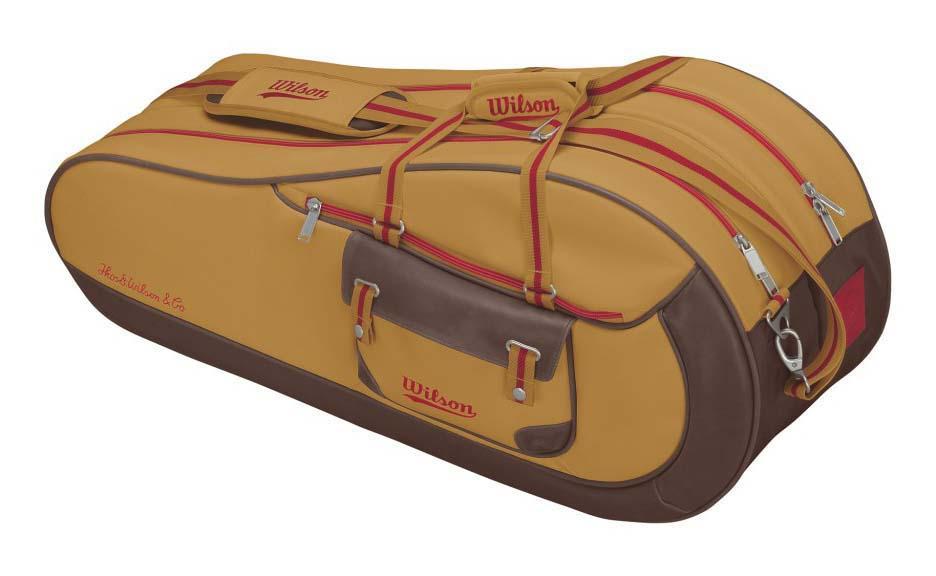 Wilson Heritage Racquet 9pk Bag
