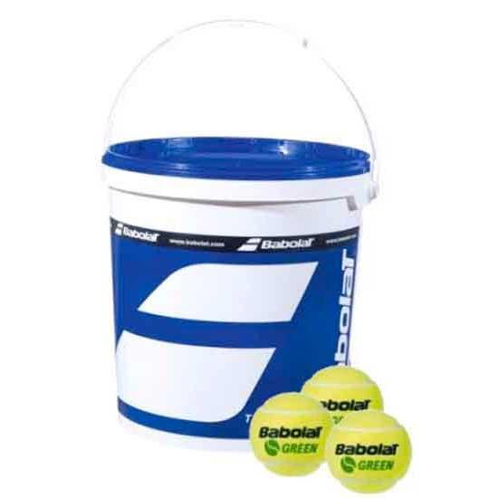 Balles tennis Babolat Green Box