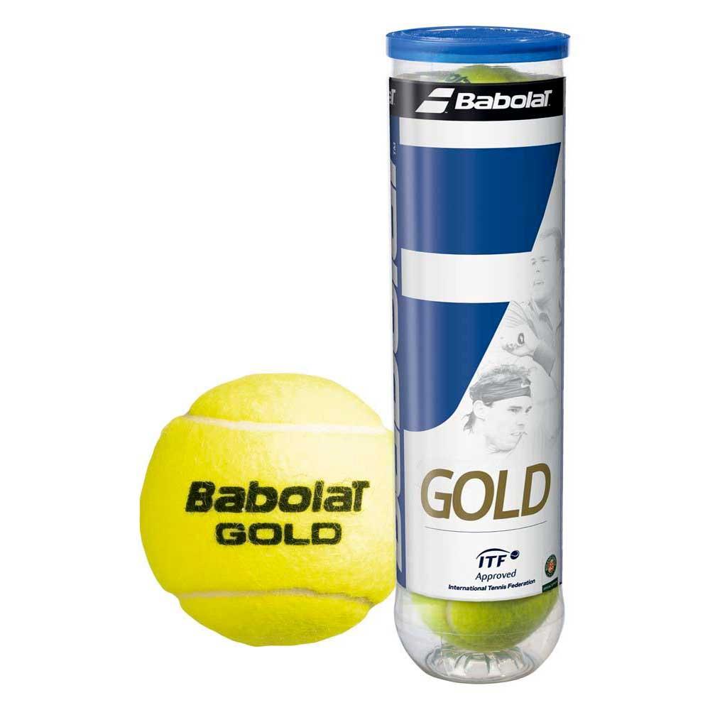 Balles tennis Babolat Gold