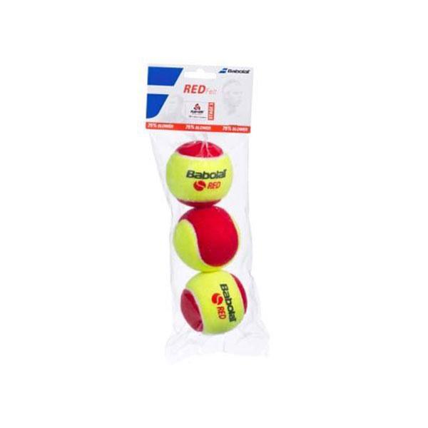 Balles tennis Babolat Red Felt