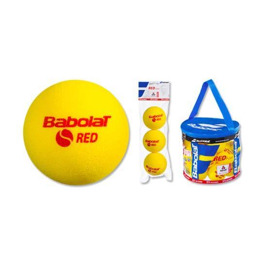 Balles tennis Babolat Red Foam