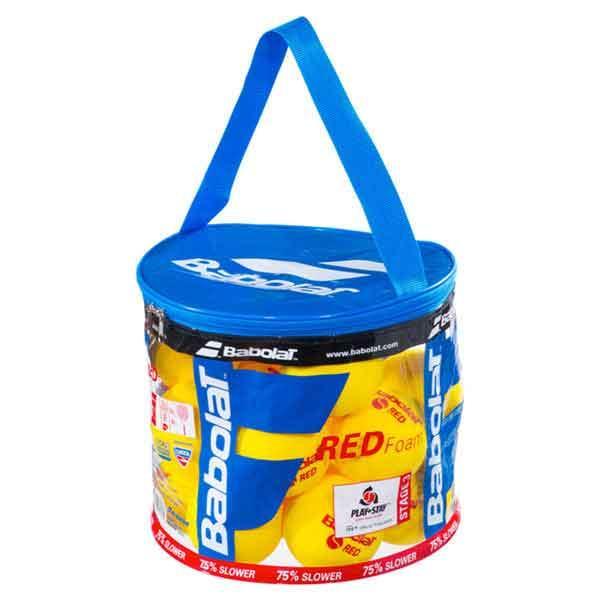 Balles tennis Babolat Red Foam Box