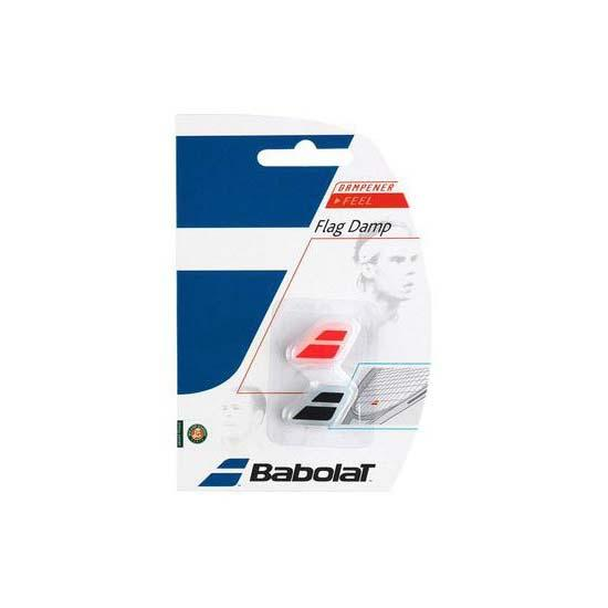Accessoires Babolat Flag Dampener 2 Units One Size Red / Black