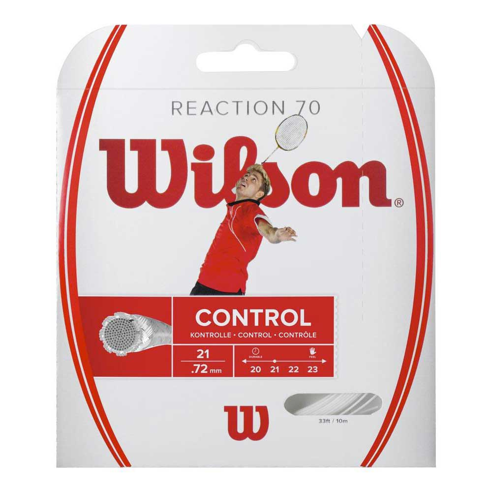 Wilson Reaction 70 21