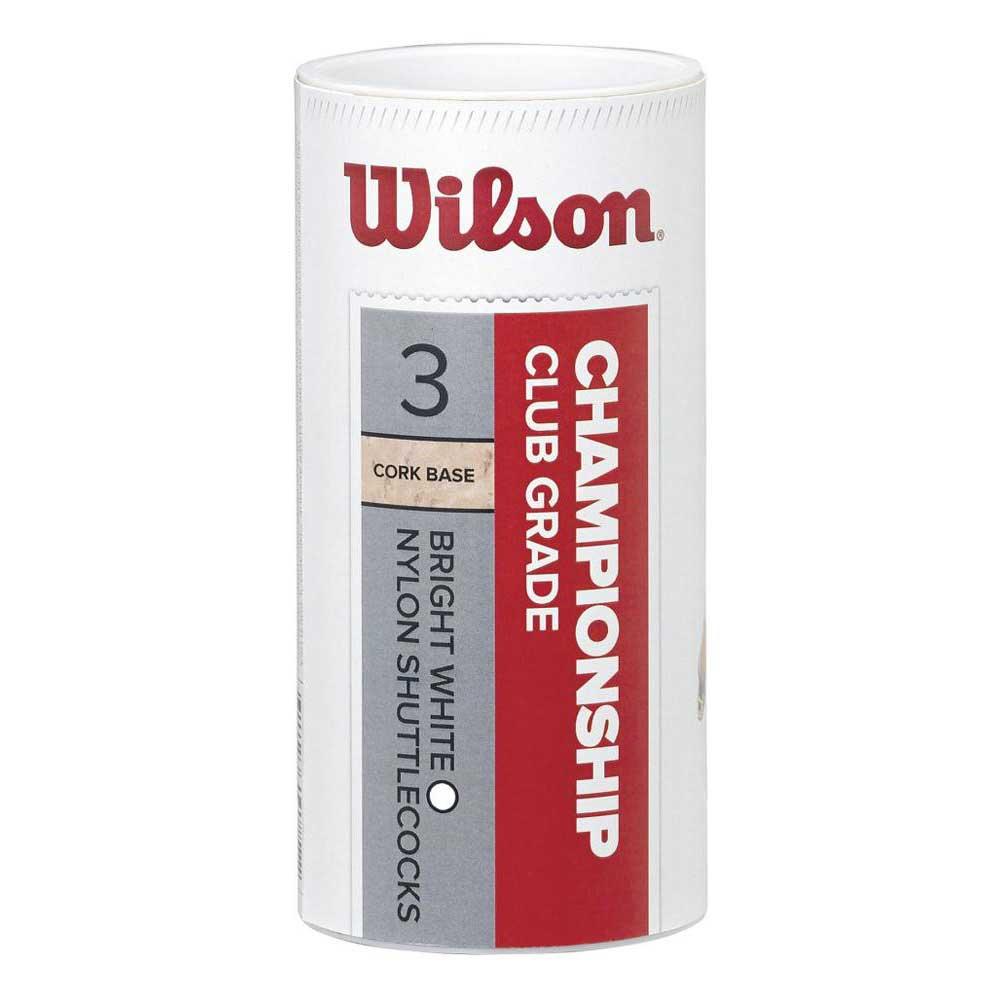 Volants Wilson Championship Club 79 3 Units White