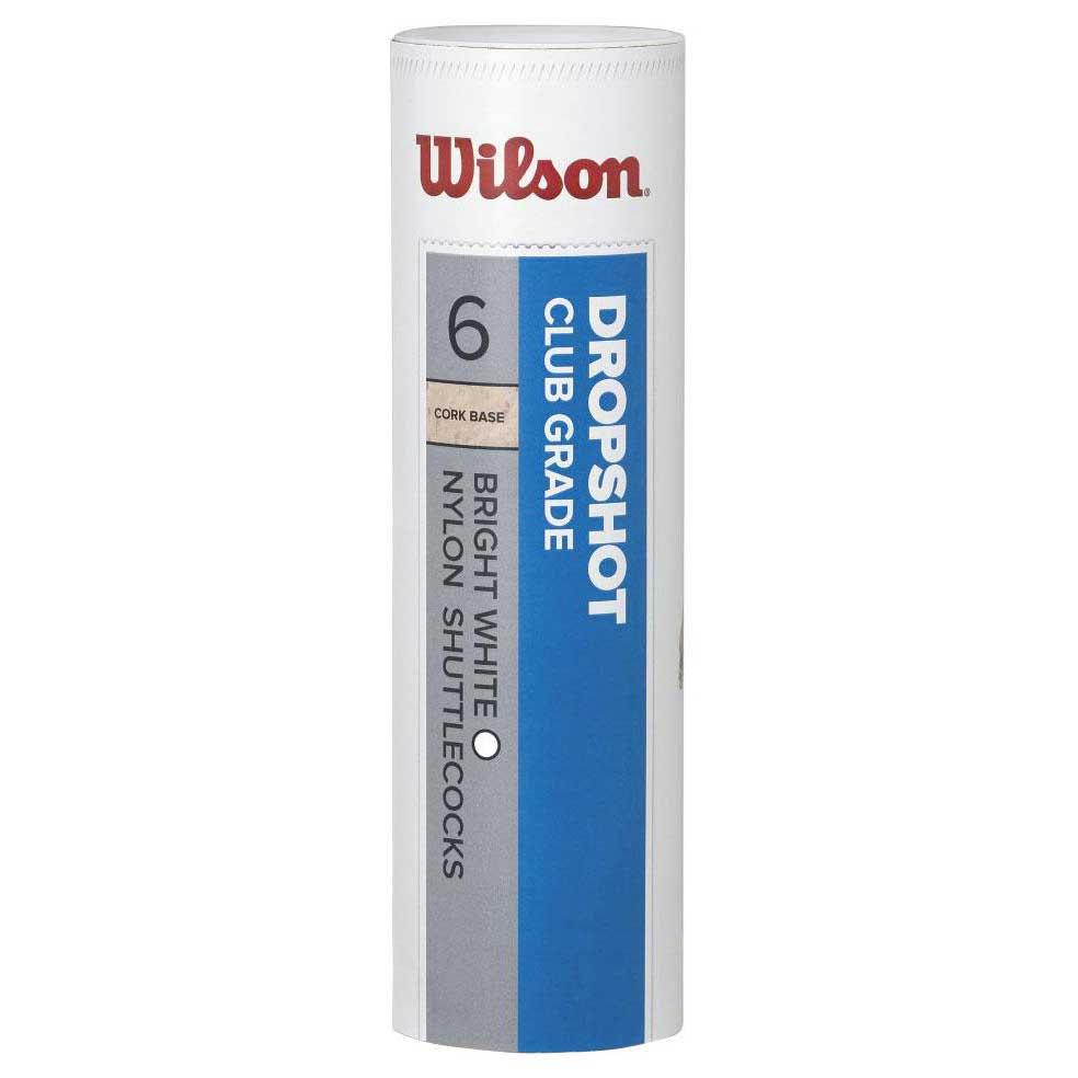 Volants Wilson Dropshot 6 Tube 6 Units