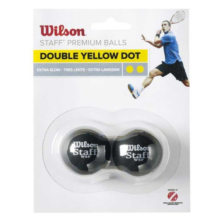 Wilson Staff Extra Slow Double Yellow Dot