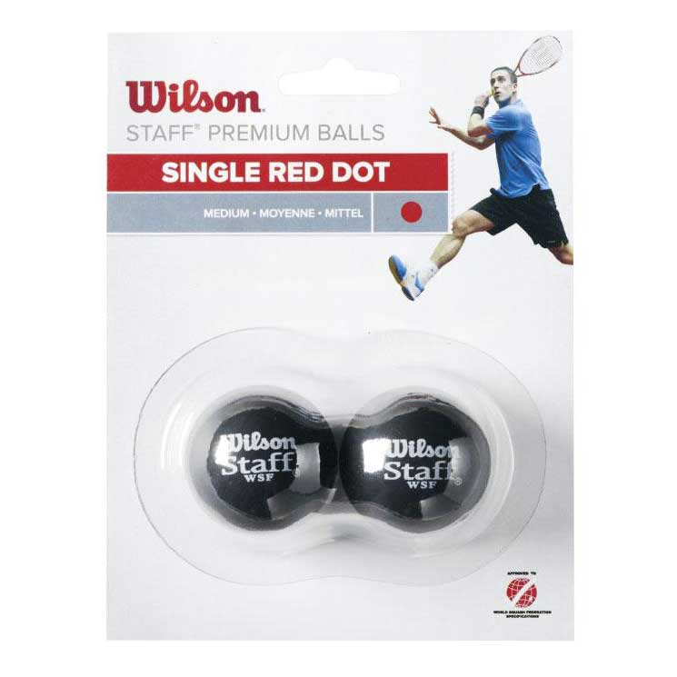 Wilson Staff Medium Single Red Dot