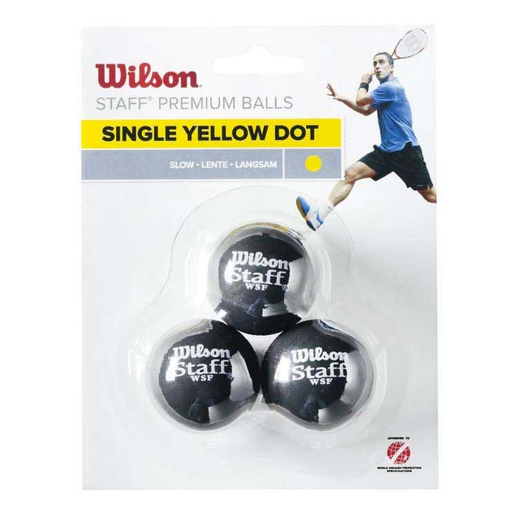 Wilson Staff Slow Single Yellow Dot