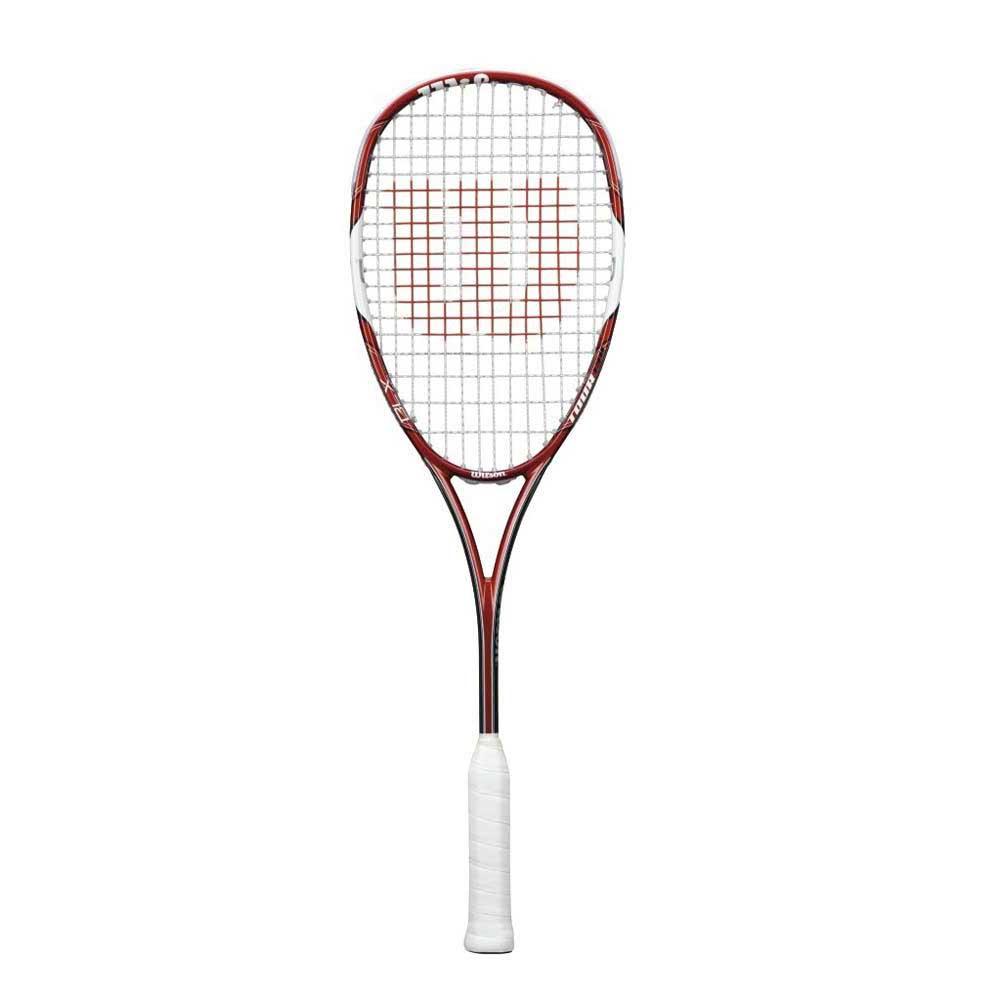 Raquettes de squash Wilson Tour 138 Blx One Size Red / White / Black