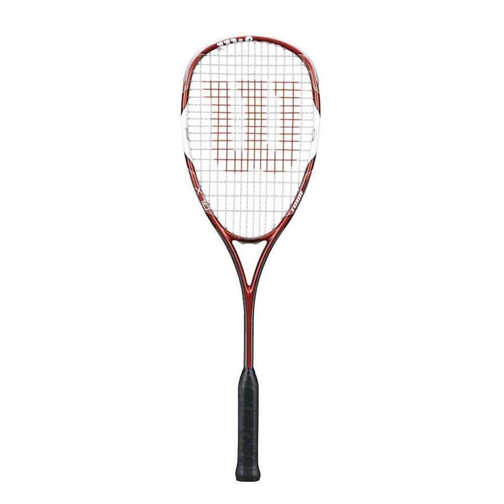 Raquettes de squash Wilson Tour 150 Blx One Size Red / White / Black