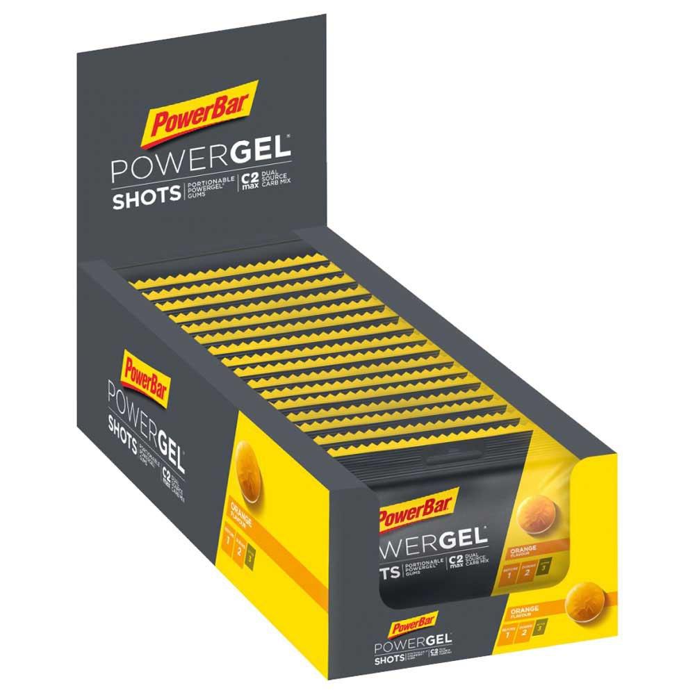Powerbar Powergel Shots 60gr X 16 Units