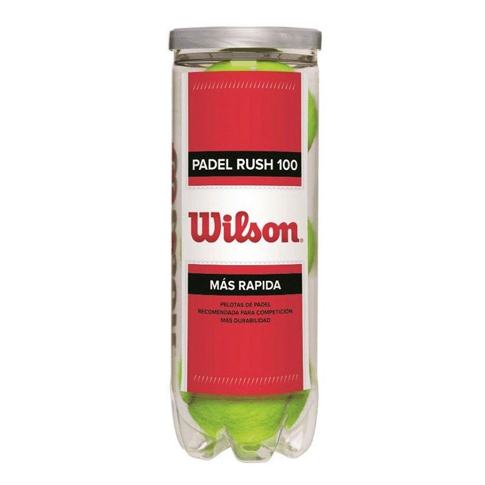 Balles padel Wilson Rush 100