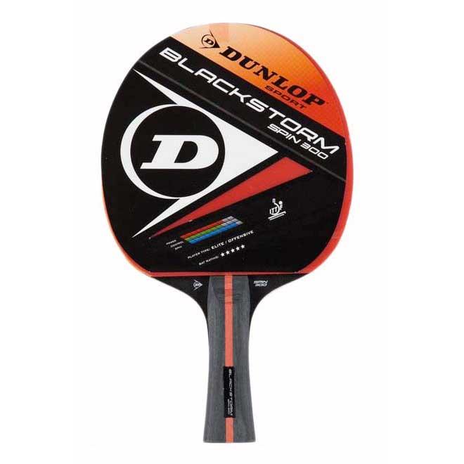 Raquettes de ping pong Dunlop Blackstorm Spin