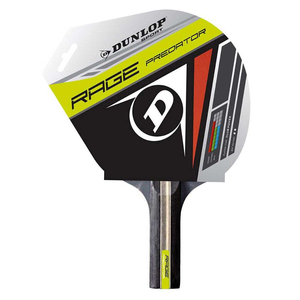 Raquettes de ping pong Dunlop Rage Predator