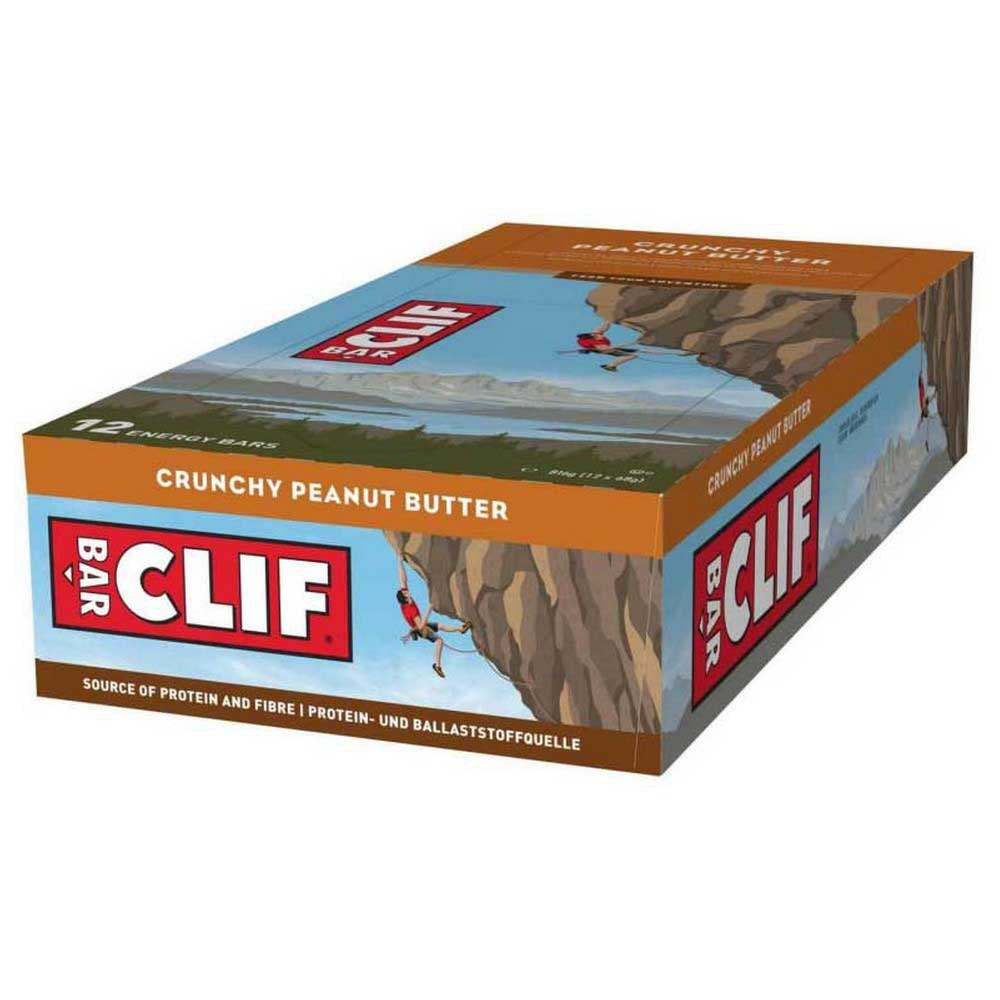 Clif 12 Units Peanut Butter
