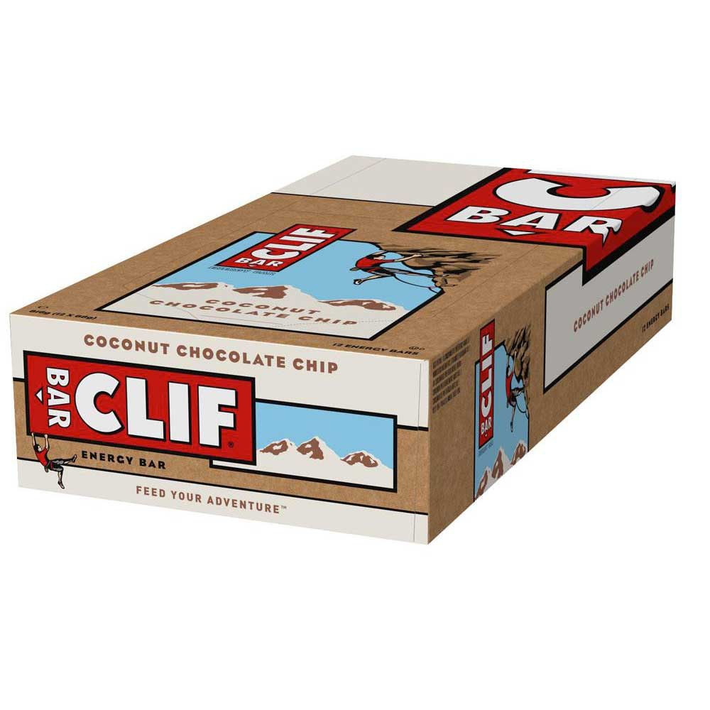 Clif 12 Units Oat&Coconut&Chocolate