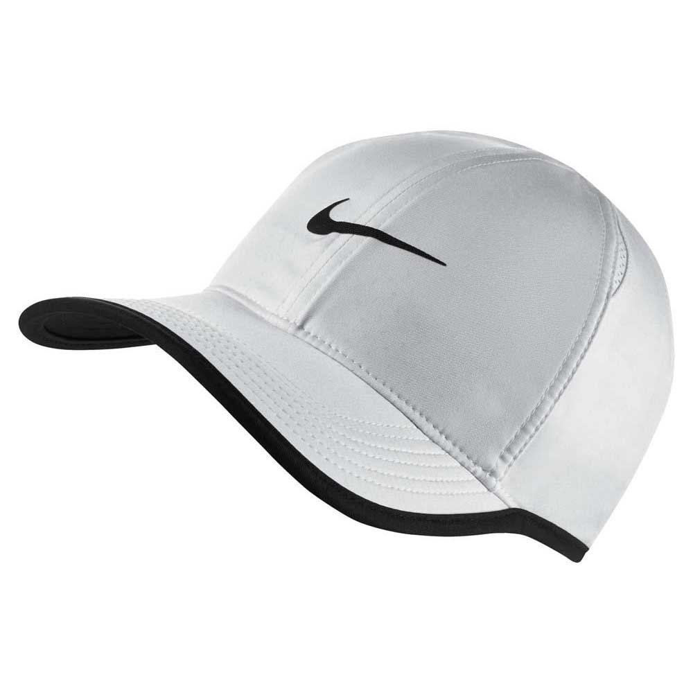 Couvre-chef Nike Court Aerobill Featherlight One Size White / Black
