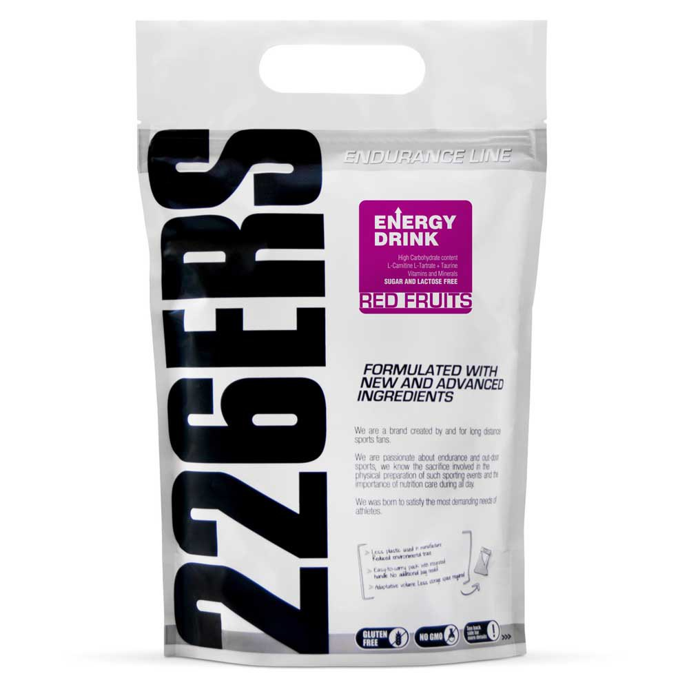 226ers Energy Red Fruits 1kg