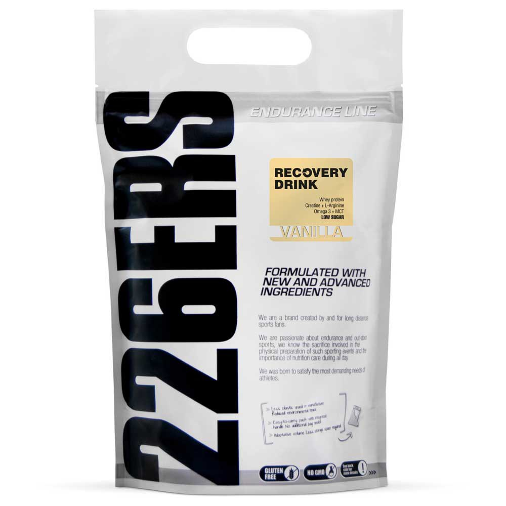226ers Recovery Vanilla 1kg