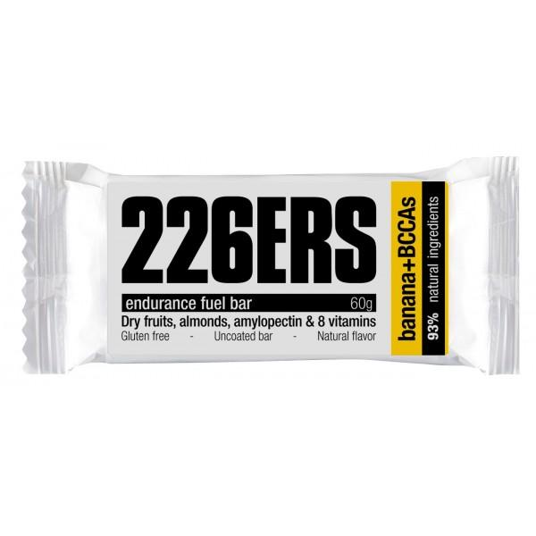 226ers Endurance Fuel Bar Banana + Bccas 60 g