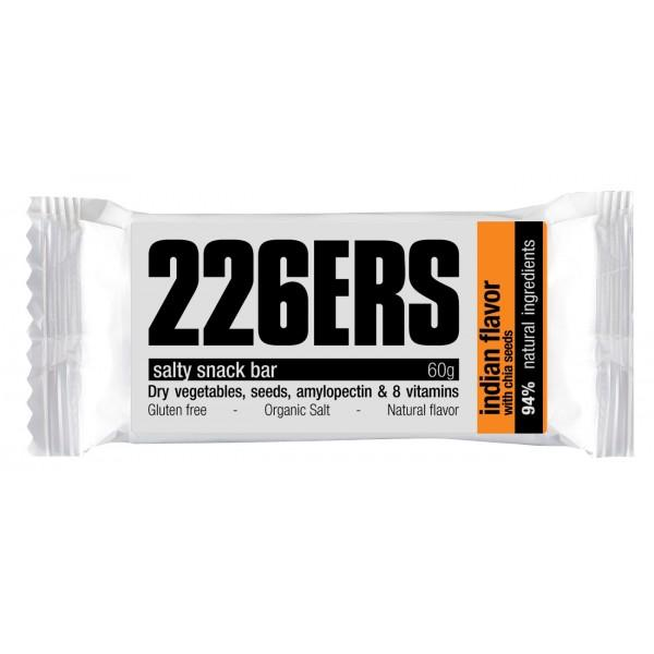 226ers Salty Snack Bar Indian 60gr