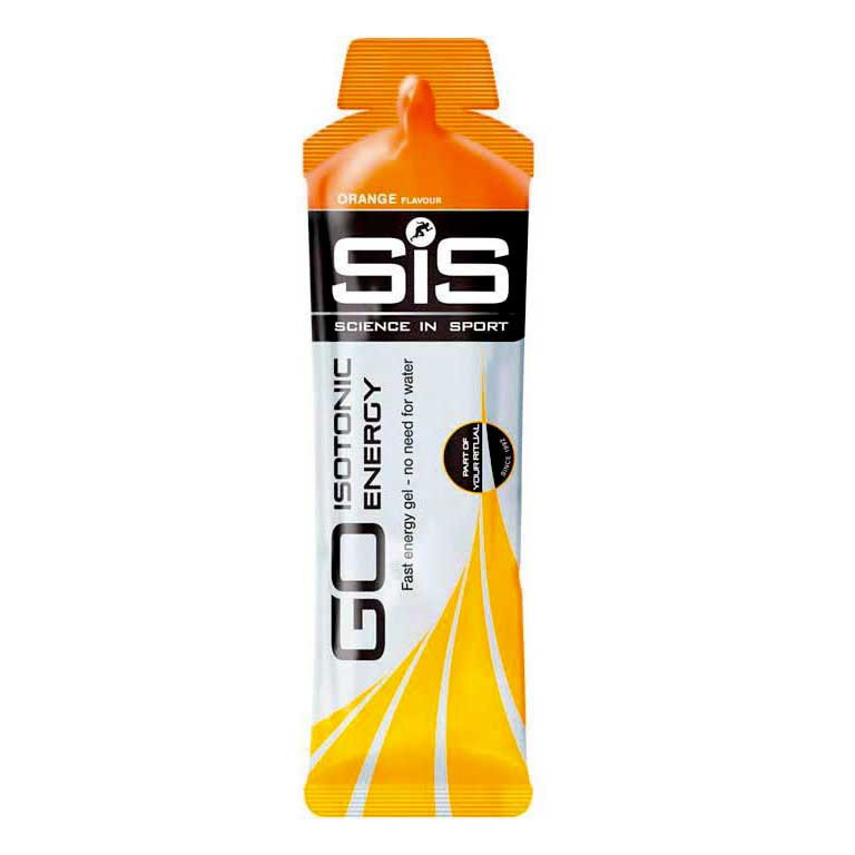 Sis Go Isotonic Energy Gels 60ml Box 30 Units