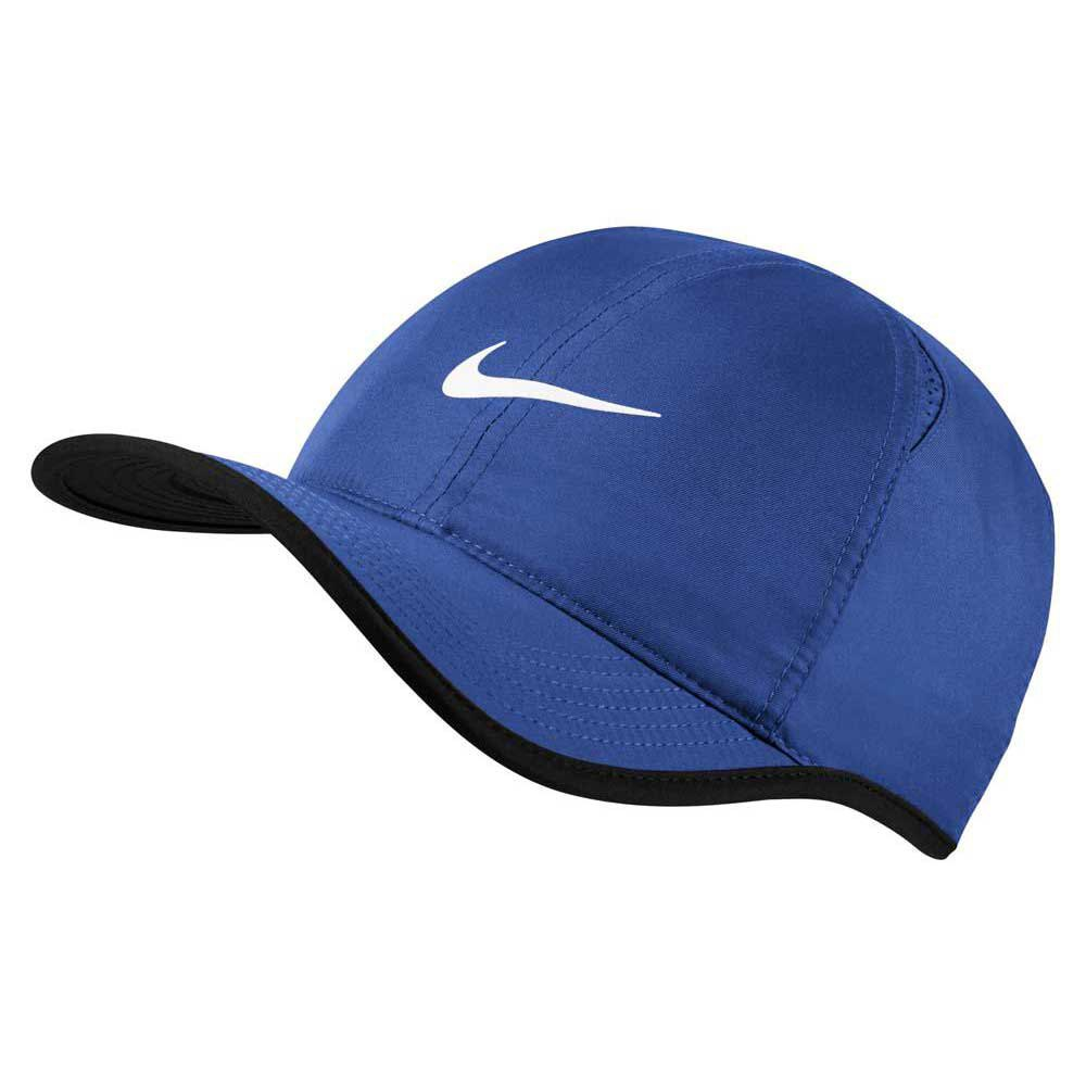 Nike Court Aerobill Featherlight One Size Game Royal / Black / White