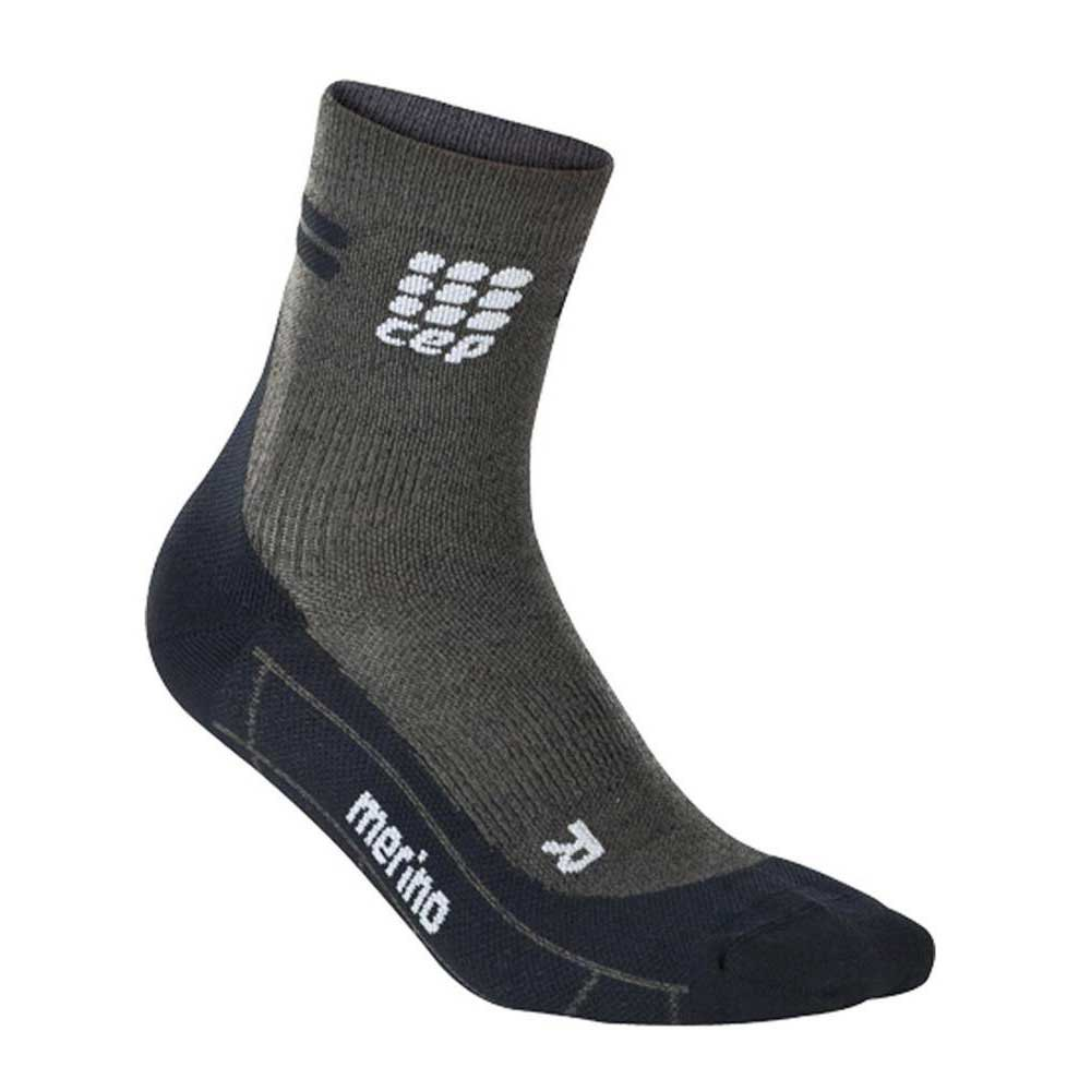 Cep Dynamic+ Run Merino Short Socks