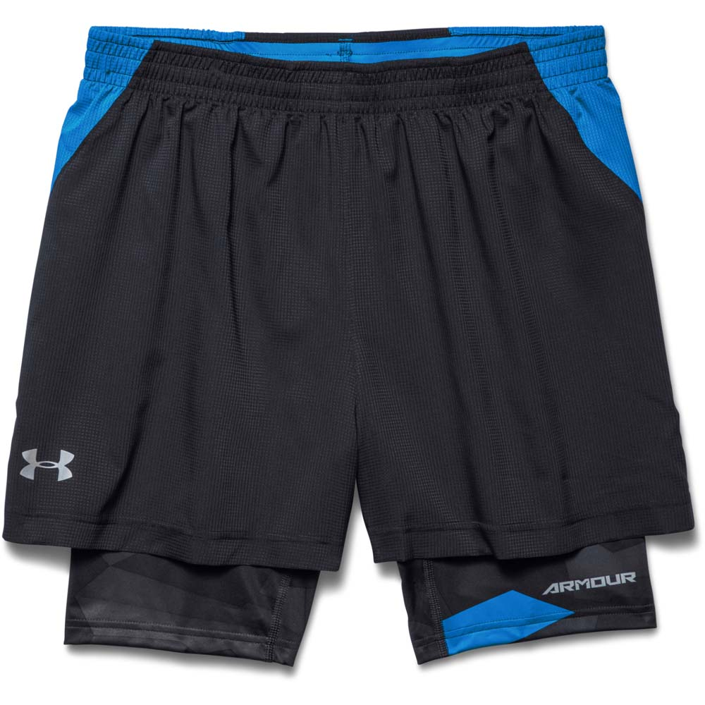Under armour Launch 5 2 In 1 Shorts