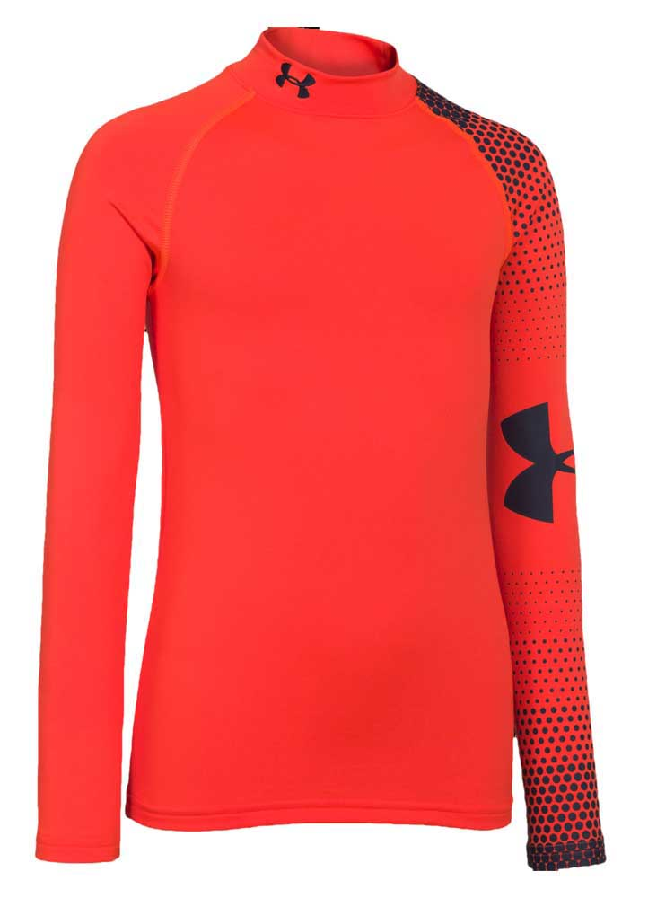 Under armour CG Evo Big Logo Mock