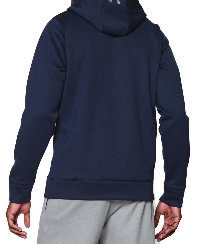 Ua big logo hoodie