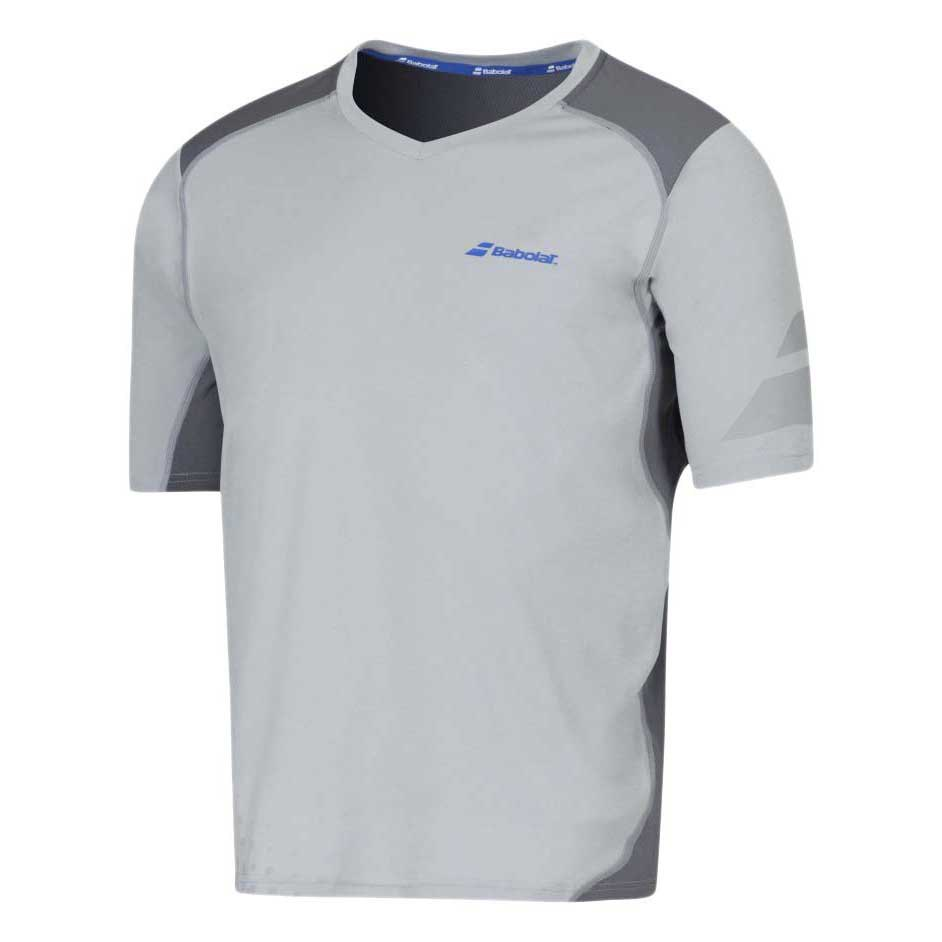 Babolat T Shirt V Neck Performance