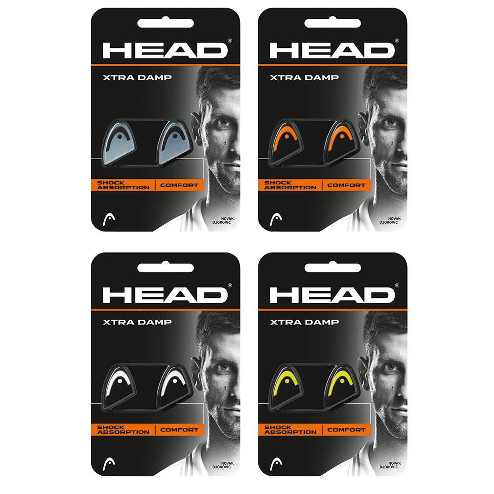 Accessoires Head Xtra Dampener 2 Units One Size Mixed