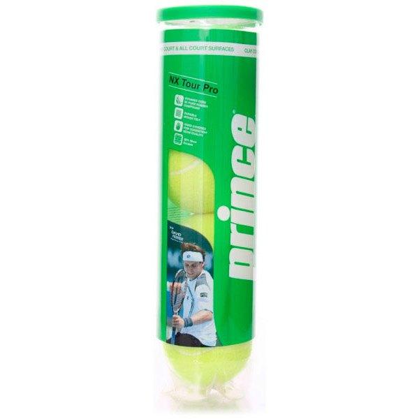 Balles tennis Prince Nx Tour Pro Extra Duty