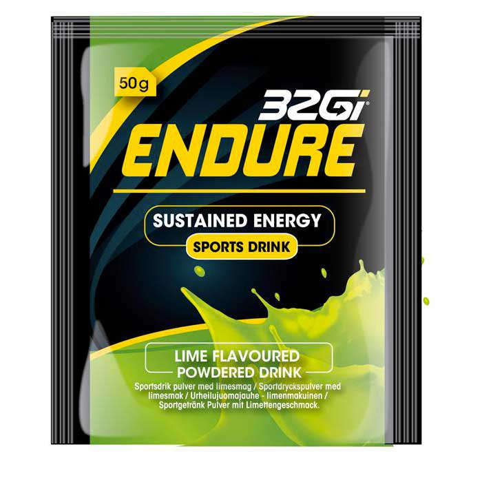 32gi Lime Endure Box 50gr x 15 Units