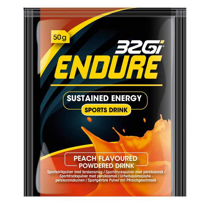 32gi Peach Endure Box 50 g x 15 Units