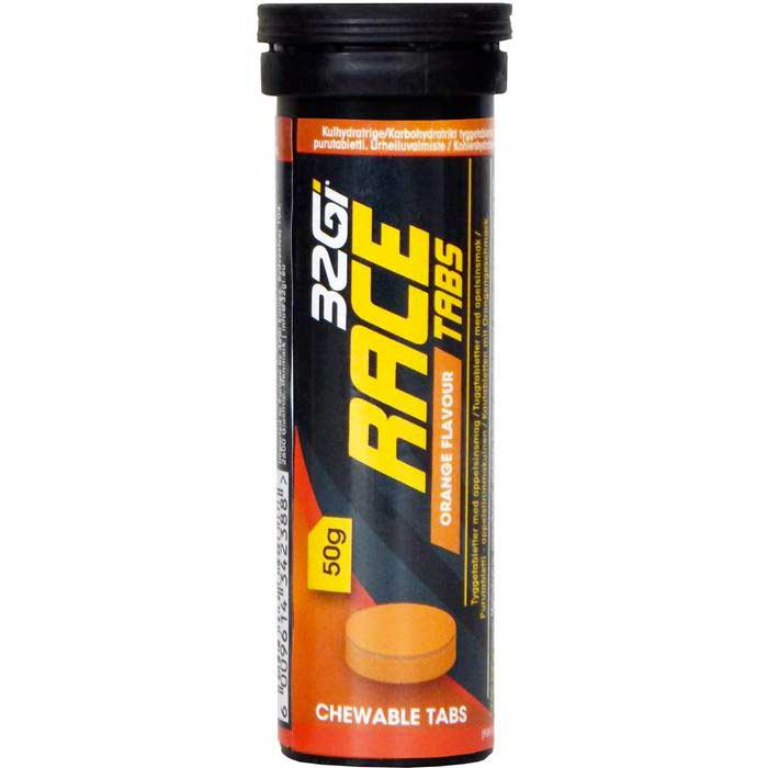 32gi Orange Race Tabs 50 g