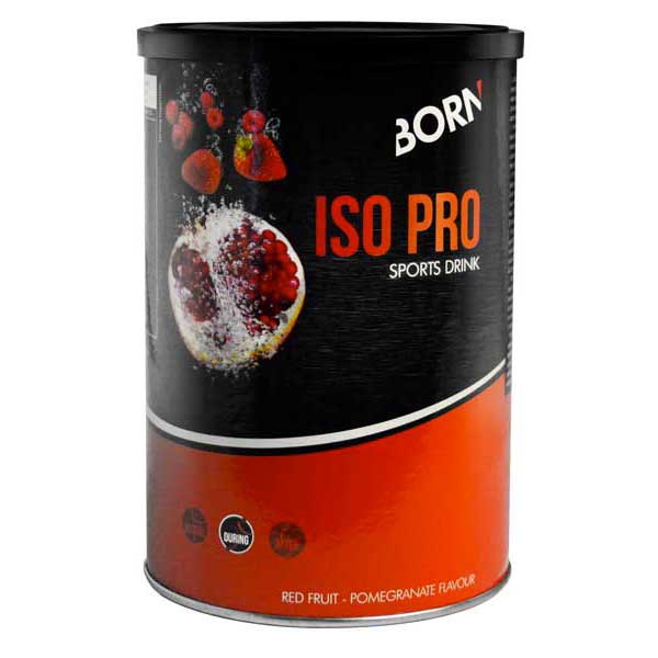 Born Iso Pro Red Fruit 400 g