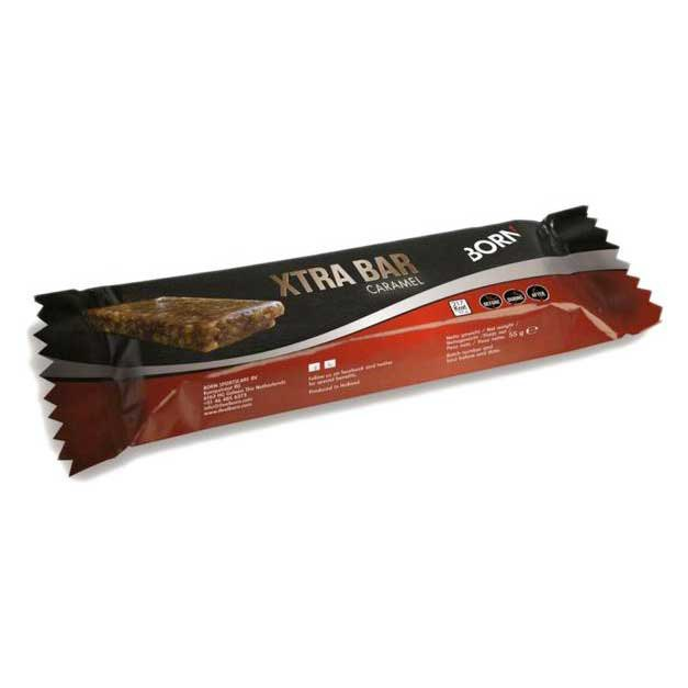 Born X-Tra Bar Caramel 55gr