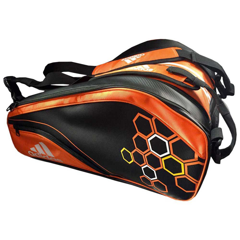 adidas padel Racket Bag Carbon ATTK